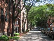 Bay Village in Boston