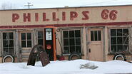 Phillips 66 gas station