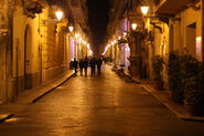Streets-01-Trapani by night1