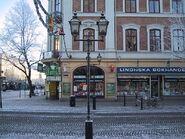 Lindhska Bokhandeln, historic bookstore