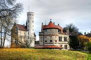 Castle Lichtenstein near Reutlingen