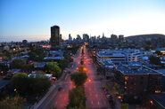 Boulevard René-Lévesque Est Montréal Canada