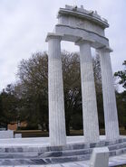 The Thollos at the University of Southern Alabama