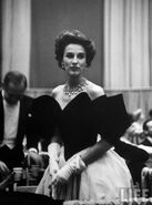 Babe Paley in Life