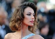 Cat eyes at Cannes Film Festival