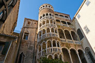 Contarini-del-Bovolo-Palace-famous-spiral-staircase-at-Venice-Italy