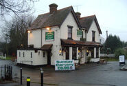 Horse and Groom Pub in Rochford