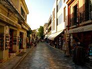 Adrianou Street