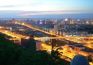 Outer Ring Road of Urumqi