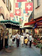 Lugano - shopping street