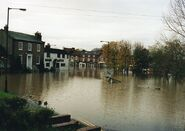 Flood in 2000