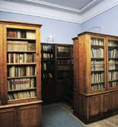 Tolstoy's library