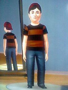 XBOX 360 The Sims 3 293.JPG