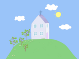 Дом Бабушки и Дедушки Свина