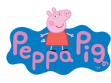 Peppa Pig Logo History 2004 to 12003
