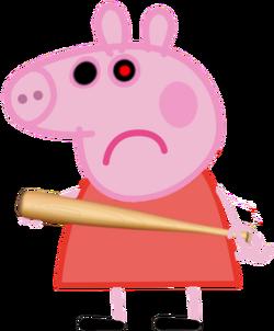 Evil Peppa Pig Peppa Pig Fanon Wiki Fandom