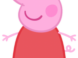 Evil Peppa Pig