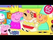 Humpty Dumpty Nursery Rhymes - Peppa Pig Songs - Kids Songs - Peppa Pig Surprise Eggs Song
