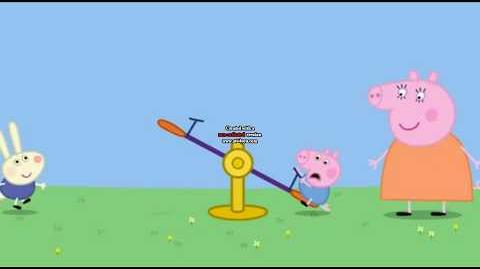 Peppa Pig - All instances where George gives a tiny cry