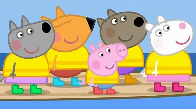 Peppa Pig - The Golden Boots (FULL PART)
