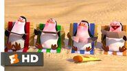 Madagascar (2005) - A Spitting Toast to Alex Scene (10 10) Movieclips
