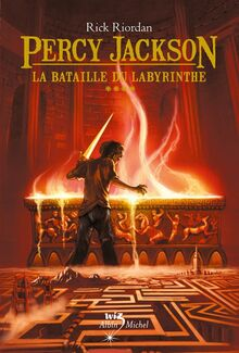 Couverture Percy Jackson La Bataille du Labyrinthe.jpg