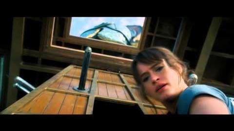 Percy Jackson La Mer des Monstres - extrait de la Tour d'Obstacle