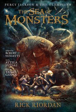 Couverture Percy Jackson - La Mer des Monstres (Roman Graphique).jpg