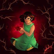 Meg McCaffrey (daughter of Demeter