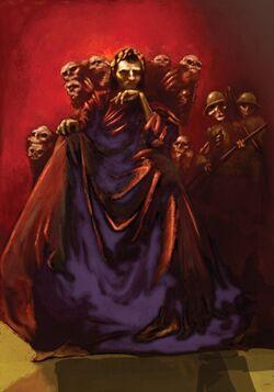Hades, Herrscher in der Unterwelt