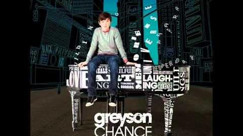 Greyson Chance - Running Away (audio)