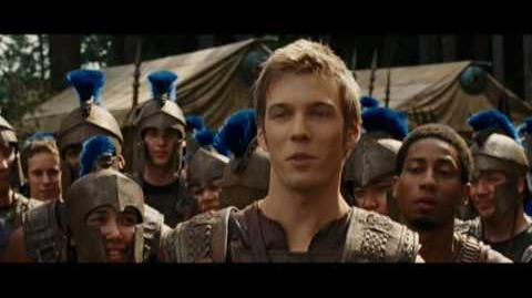 Meet Luke Castellan - Percy Jackson and the Lightning Thief