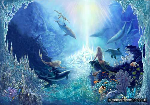 Awaken the Legends: From the Deep