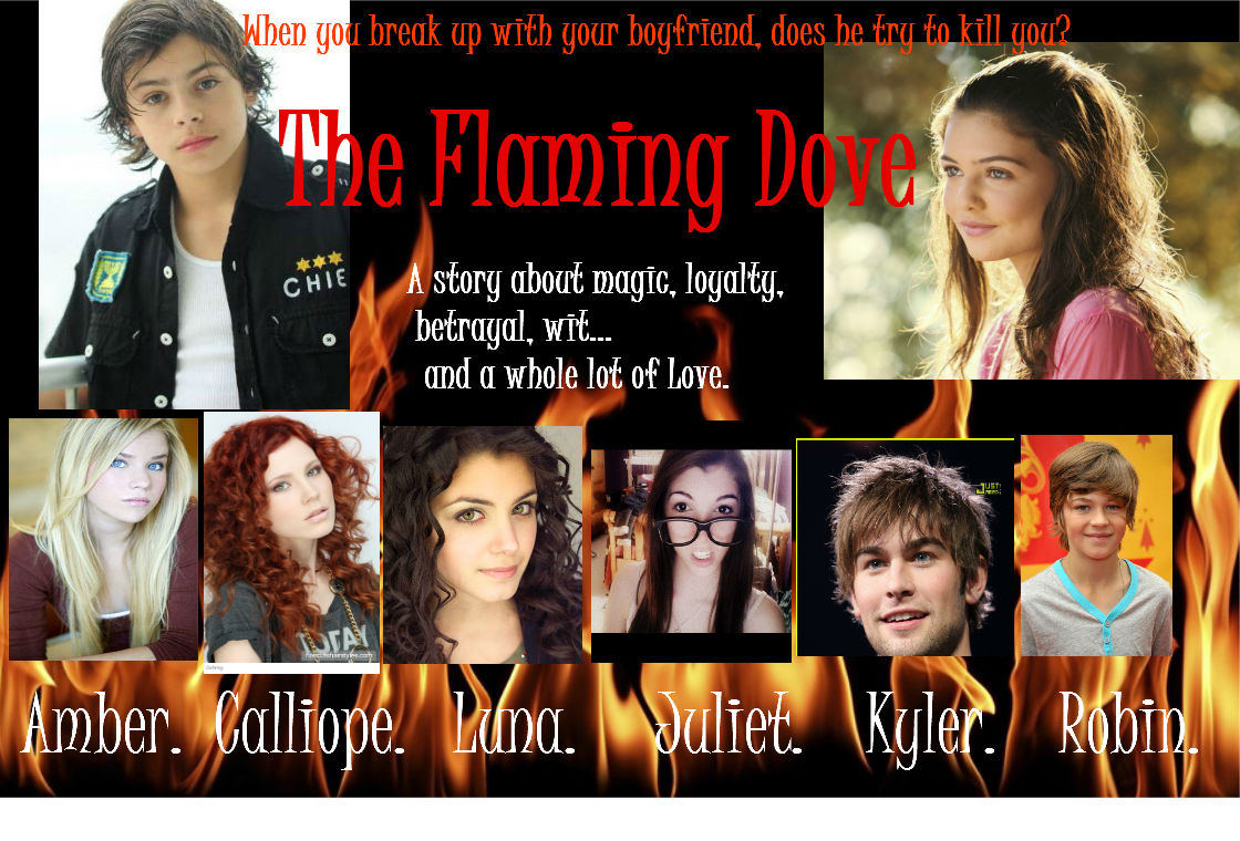 The Flaming Dove
