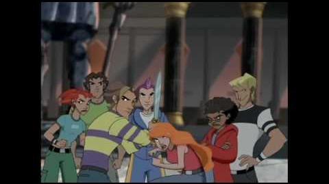 Class Of The Titans Trailer