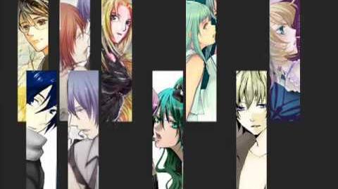 MAGNET version 4 ENGLISH ORIGINAL LYRICS【Miku, Luka, Kaito, Meiko, Len, Rin, Gakupo etc..