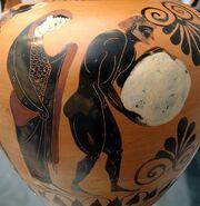 Sisyphus and Persephone