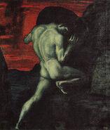 220px-Sisyphus by von Stuck