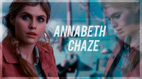 ►Annabeth Chase Now You