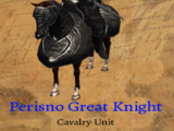 Perisno Great Knight