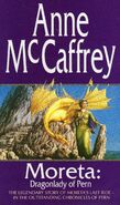 Moreta Dragonlady of Pern 1997 UK