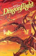 Dragonflight graphic novel 1991 3