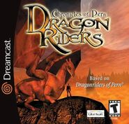 Dragonriders of Pern game 2001