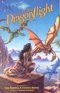Dragonflight graphic novel 1991 1
