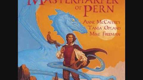Masterharper of Pern CD- Golden Egg of Faranth II (lyrics)