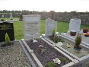 Pern McCaffrey grave site