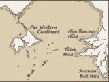 Far Western Continent