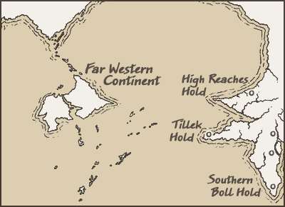 Eastern Weyr (Third Pass)