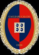 Cagliari Calcio (golden wreath)
