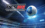 Menü PES 2012